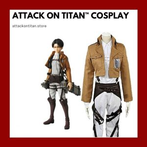 Attack On Titan Outfit and Cosplay
