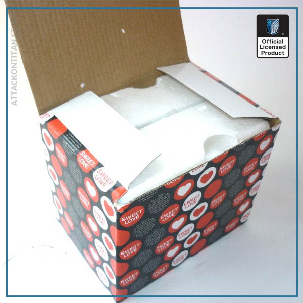 Attack On Titan Badge Logo Mug 11oz Coffee Ceramic Milk Tea Cup Boy Friends Gift 4 - Attack On Titan Store