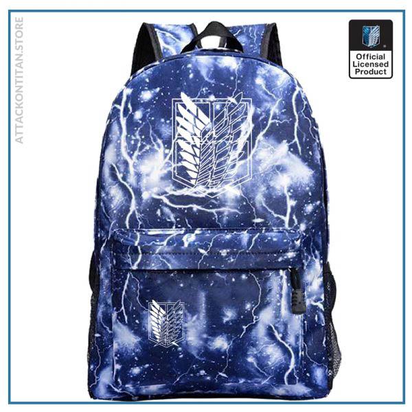 Attack on Titan Backpack Men 2 Women Backbag Travel Mochila Hombre Laptop Back to School Bag 3 - Attack On Titan Store