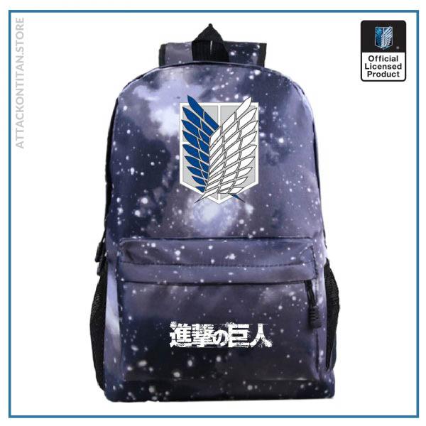 Attack on Titan Backpack Men 2 Women Backbag Travel Mochila Hombre Laptop Back to School Bag 5 - Attack On Titan Store