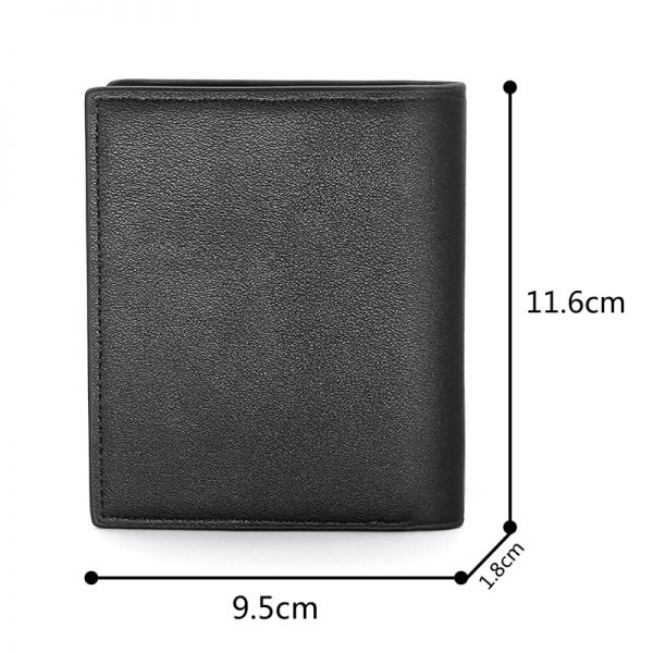 Classic Attack on Titan Printing Pu Leather wallet Men Women Bifold Credit Card Holder Short Purse 3 - Attack On Titan Store