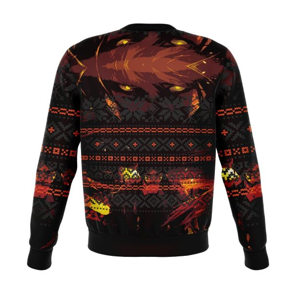 attack on titan 3d ugly christmas sweater 882946 - Attack On Titan Store