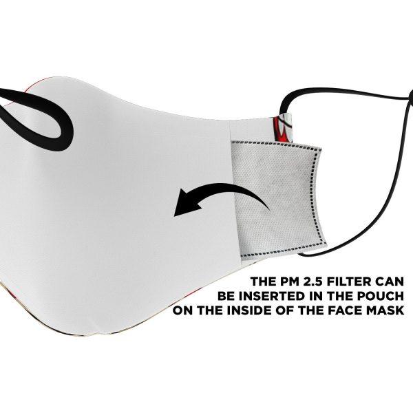 colossal titan attack on titan premium carbon filter face mask 807954 - Attack On Titan Store