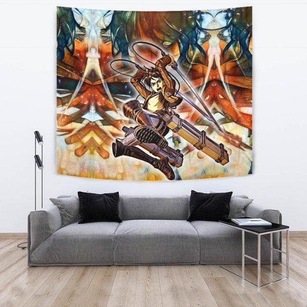 eradic eren tapestry 569375 - Attack On Titan Store