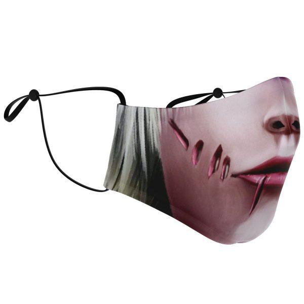 female titan attack on titan premium carbon filter face mask 492512 - Attack On Titan Store