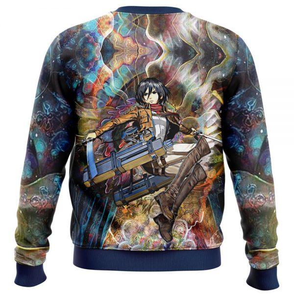 focused mikasa attack on titan sweatshirt 922591 - Attack On Titan Store