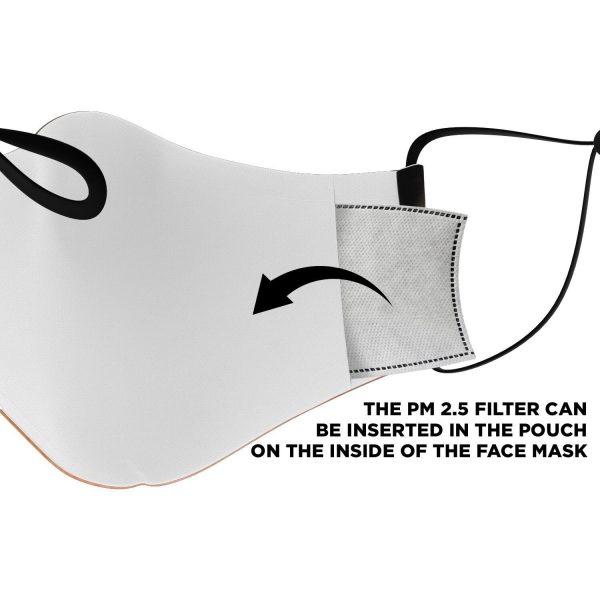jaw titan v1 attack on titan premium carbon filter face mask 623598 - Attack On Titan Store