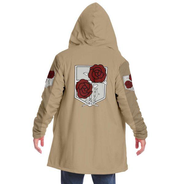 the garrison attack on titan dream cloak coat 284390 - Attack On Titan Store
