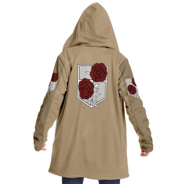 the garrison attack on titan dream cloak coat 667071 - Attack On Titan Store