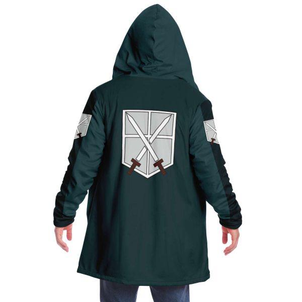 the training corps attack on titan dream cloak coat 232093 - Attack On Titan Store