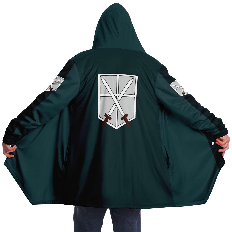 the training corps attack on titan dream cloak coat 847869 - Attack On Titan Store