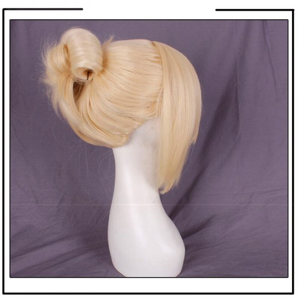 Anime Attack on Titan Cosplay Wig Annie Leonheart Women Girls Blond Synthetic Hair Halloween Party Cosplay 1 - Attack On Titan Store