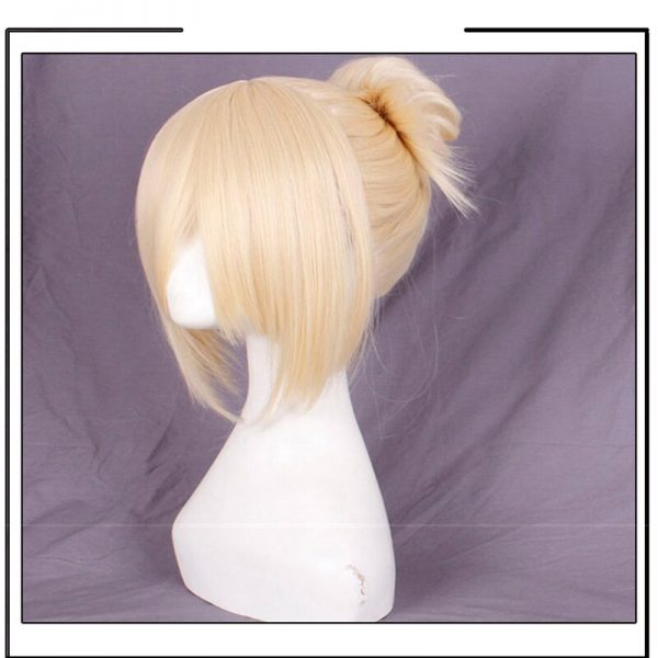 Anime Attack on Titan Cosplay Wig Annie Leonheart Women Girls Blond Synthetic Hair Halloween Party Cosplay 2 - Attack On Titan Store