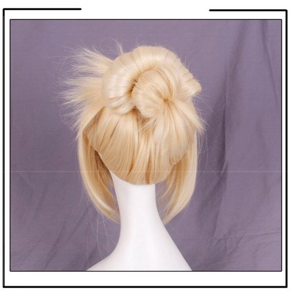 Anime Attack on Titan Cosplay Wig Annie Leonheart Women Girls Blond Synthetic Hair Halloween Party Cosplay 3 - Attack On Titan Store