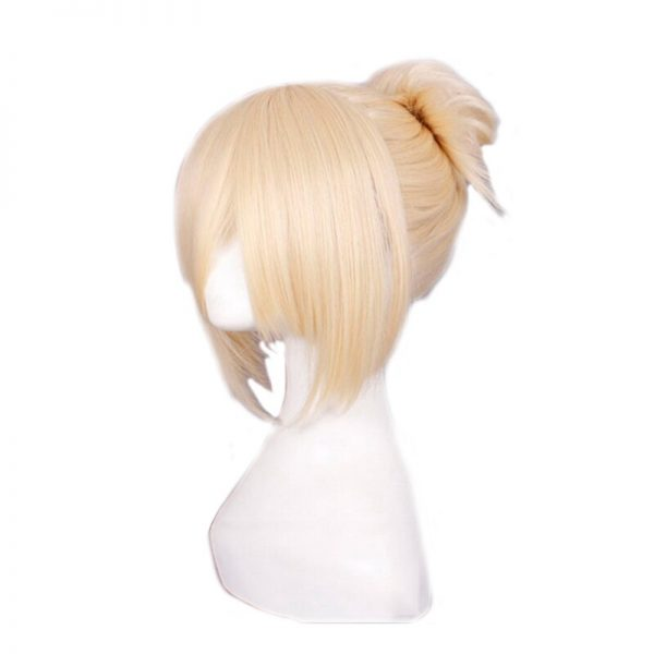 Anime Attack on Titan Cosplay Wig Annie Leonheart Women Girls Blond Synthetic Hair Halloween Party Cosplay - Attack On Titan Store