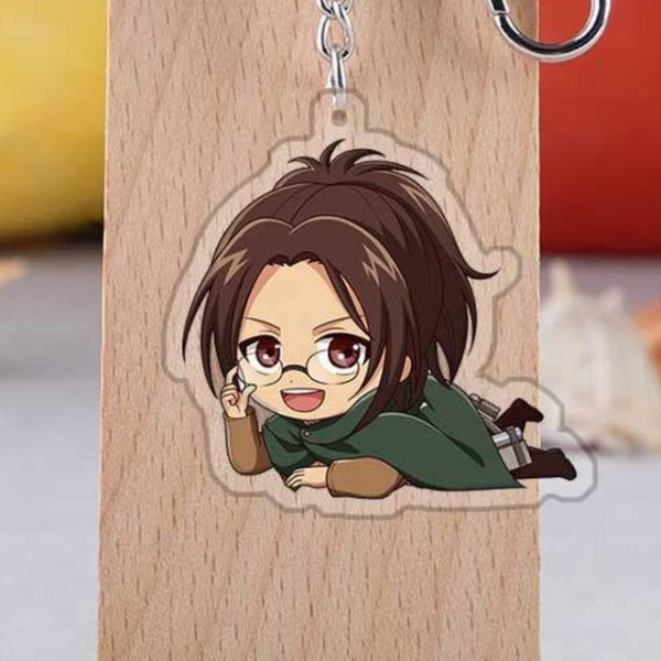 Anime Keychain Attack on Titan Men Car Key Chain Women Bag Pendant Accessories shingeki no kyojin 22.jpg 640x640 22 - Attack On Titan Store