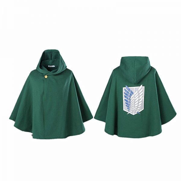 Attack on Titan Armin Arlert Cosplay Costume Anime Cloak Jacket Skirt Shingeki no Kyojin Straps Scouting 2 - Attack On Titan Store