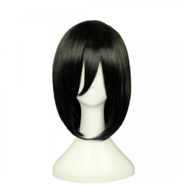 Mikasa Ackerman Wig - Attack On Titan Store