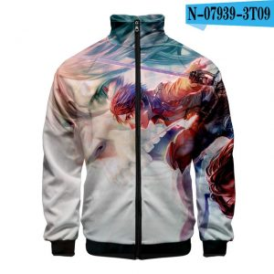 Newest 3D Stand Collar Zipper Jacket Attack on Titan Women Men Long Sleeve Sweatshirt 2020 Harajuku 9.jpg 640x640 9 - Attack On Titan Store