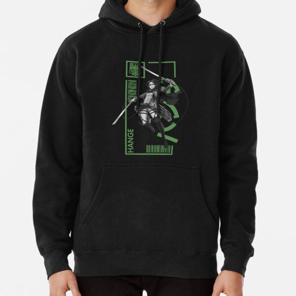 hoodie 3 - Attack On Titan Store