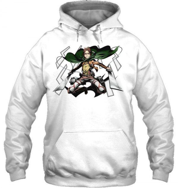 hoodie zoe - Attack On Titan Store